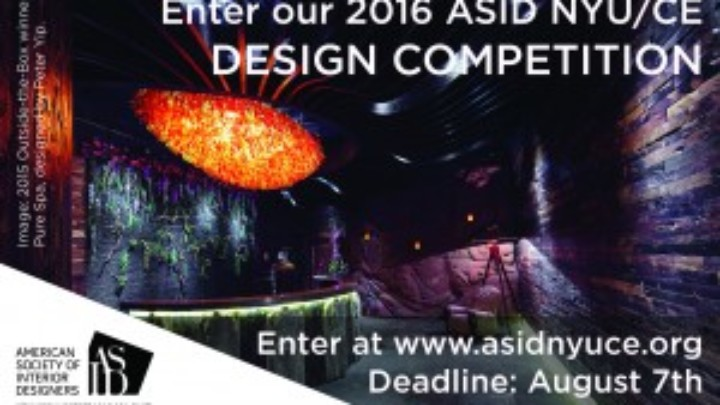 2016 ASID Chapter Design Competition
